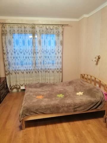 Квартира посуточно, недорого.