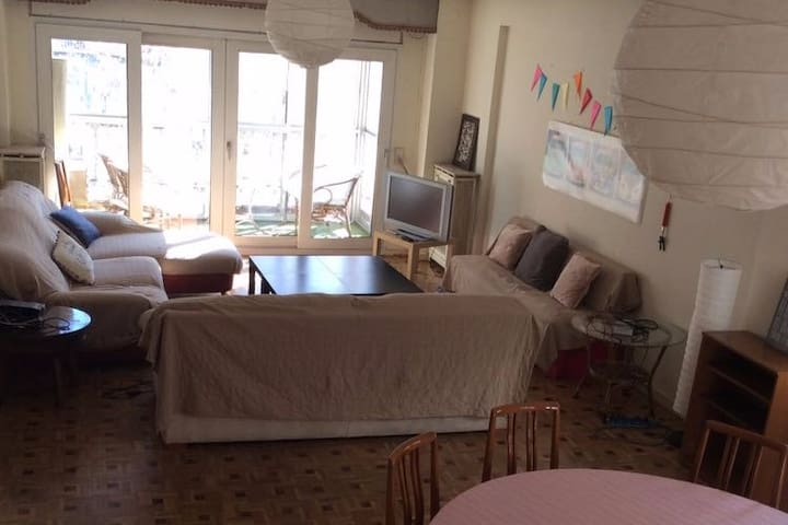 Lujosa suite en Barrio Chamberi - Madrid - Huis