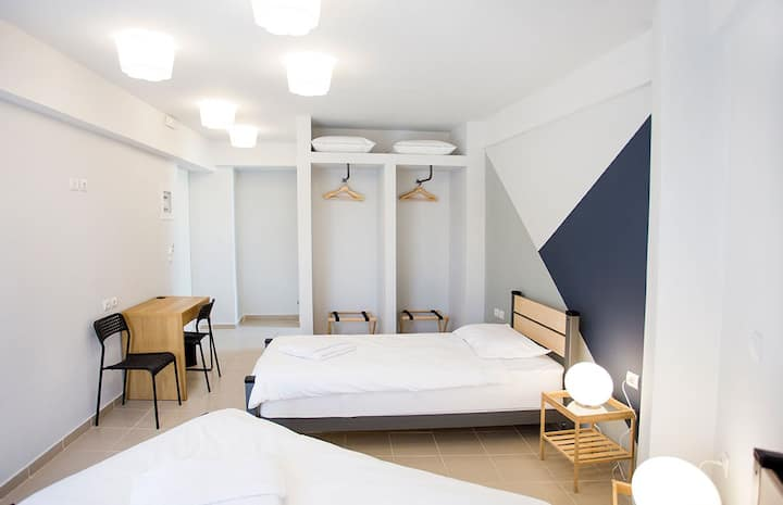 Snooze H -rooms Alimos  #5 - Double