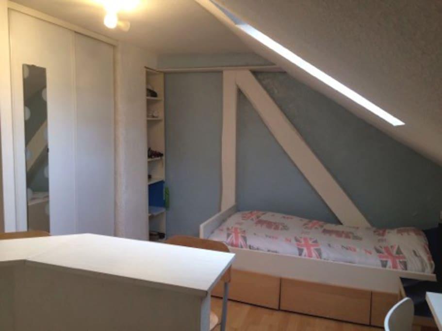 studio metz appartements louer metz grand est france. Black Bedroom Furniture Sets. Home Design Ideas