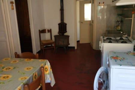 Appartamento in Valbrevenna. - Molino Vecchio-Scapitola-b - 公寓