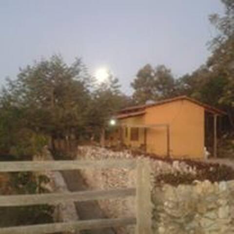Casa com mirante Du Cerrado - Cavalcante - House