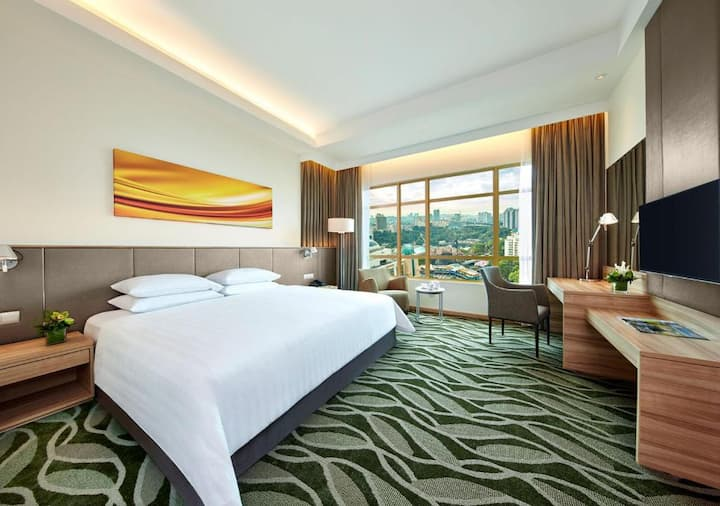 Gorgeous Room Deluxe Executive At Outskirt Hotels