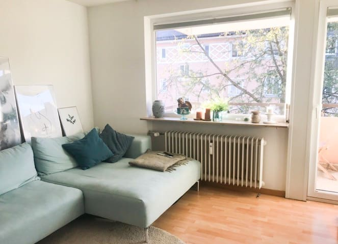 Cosy apartment perfect for a city trip :)