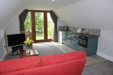 Superb Barn Apartment - Norfolk Broads & Norwich