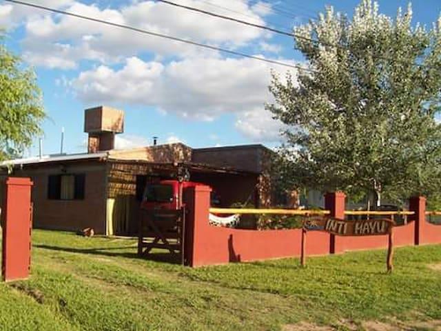 Cabañas Inti Mayu 1, Mina Clavero