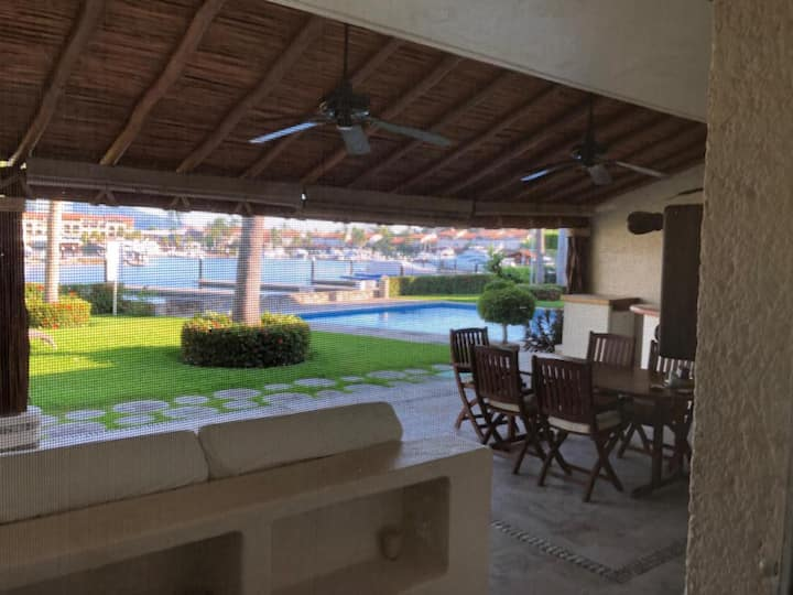 Villa en marina ixtapa