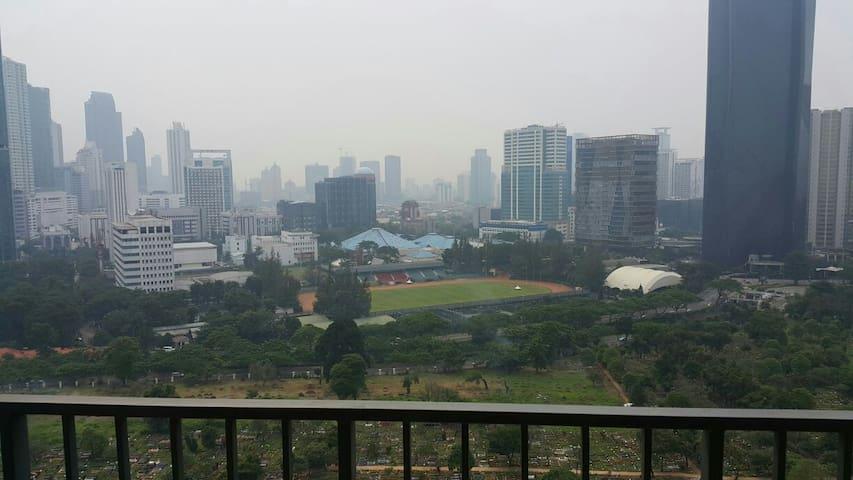 Apartment Resort In Jakarta Casablanca Kuningan - Tebet - Apartamento