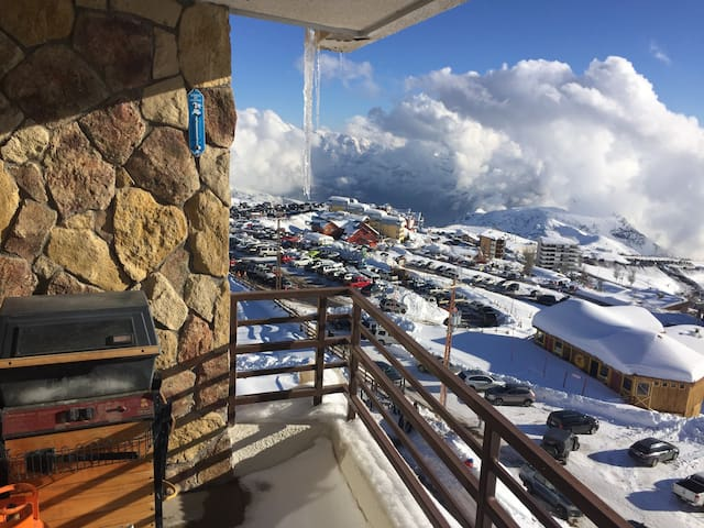 Best spot Apartment ski in-ski out El Colorado - Santiago  - Daire