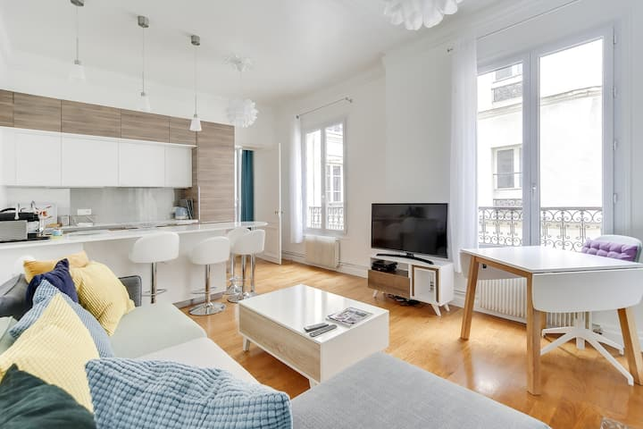 Superb apartment for 2 pers. in the heart of Paris