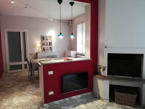 Appartamento in zona centrale e tranquilla