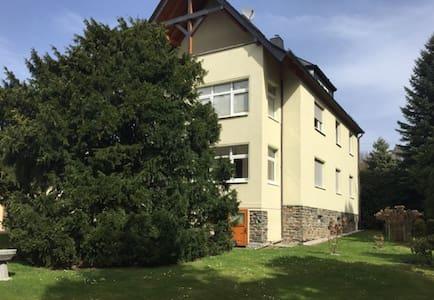 Geräumige Wohnung im Grünen - Chemnitz - อพาร์ทเมนท์