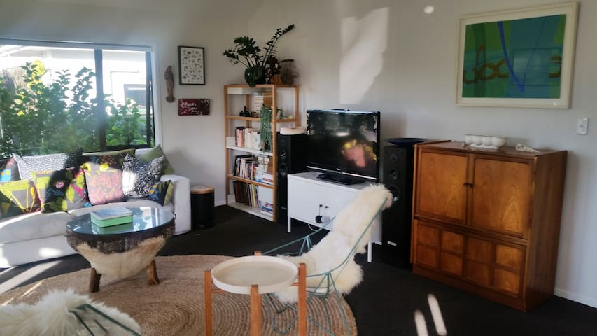 warm, relaxed boho chic home - Auckland - Dům