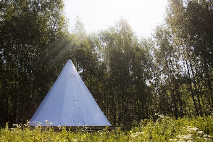 Типи-шатер семейный