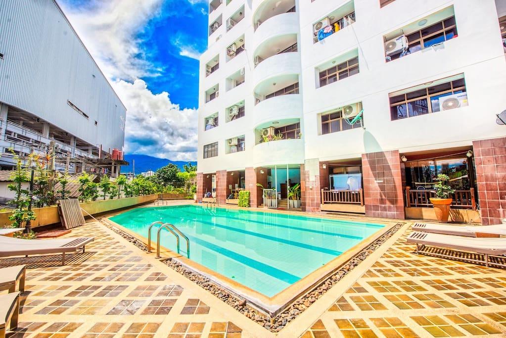 2 chambres centra dans la meilleure zone appartements for Meilleure exposition appartement