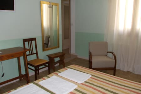 B&B L'Artigiano restauratore - Camera verde - Verona - Bed & Breakfast