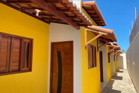 Casas Mobiliadas na Praia de Touros RN