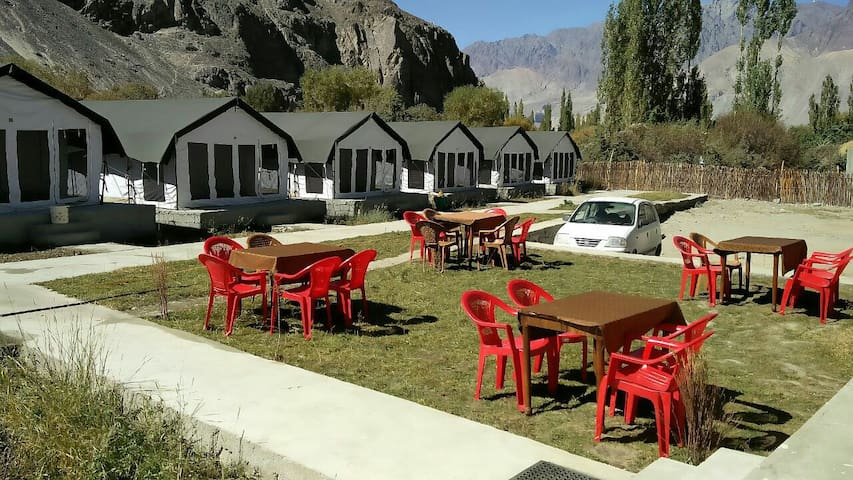 Nubra Summer Camp