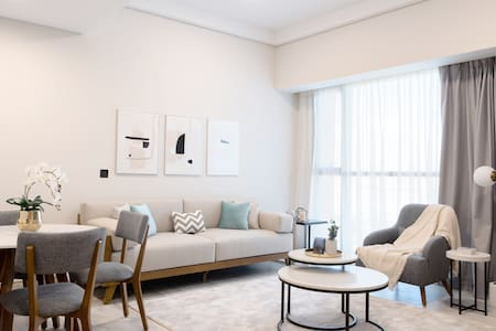 Urban Flat | Spacious Layout | Modern Furnishing 4896