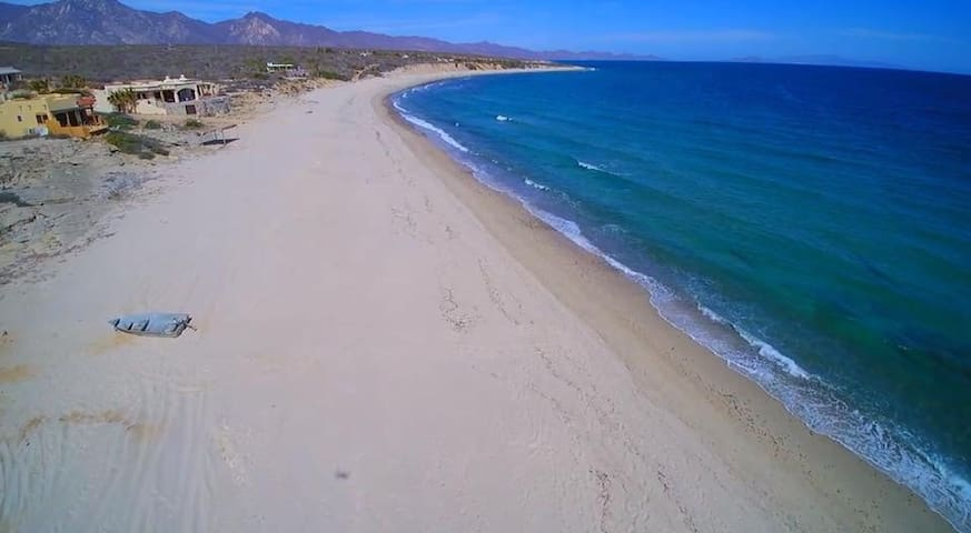Private Resort Style Beach Retreat Casas Las Tinas