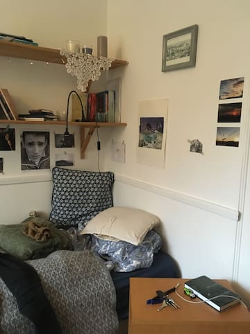 Single bedroom in central London from Dec2017