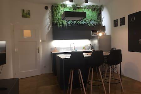 Designový apartmán v centru Brna