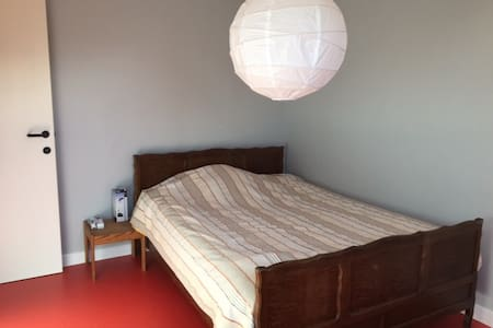 Chambre très confortable 1 à 2 pers - Gembloux