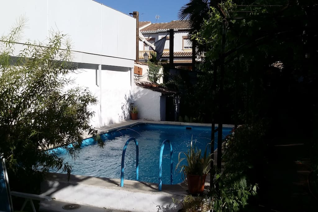 Piscina disponible desde Mayo a Octubre. Pool available from May to October