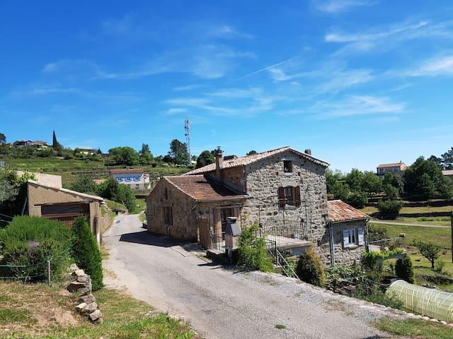 La Fénière en Ardèche