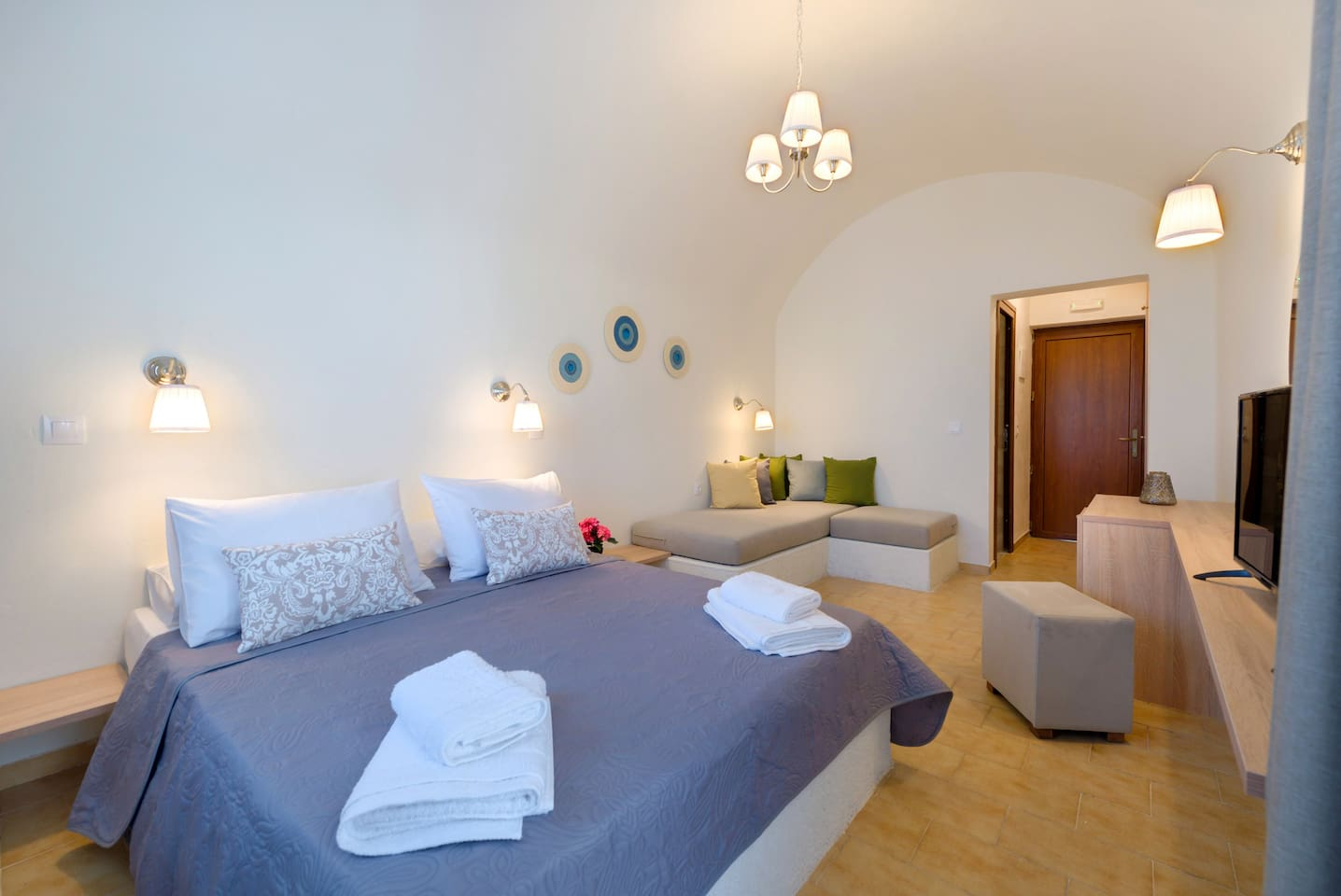 Alexander's Great View : Paros Room-21 m²