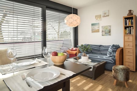٭Bright & Modern, a Base Camp for every Traveller٭ - Tübingen - Huoneisto