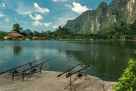 Fantastic Fishing and Mountain Views .Just Amazing
