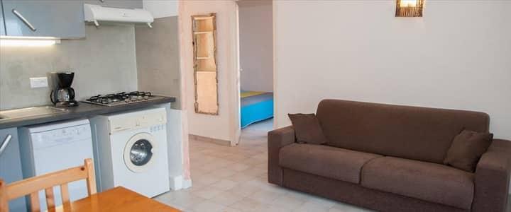 Palombaggia - Bel appartement vue mer