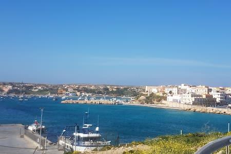 balenottero 1 - 蓝佩杜萨岛(Lampedusa) - 公寓