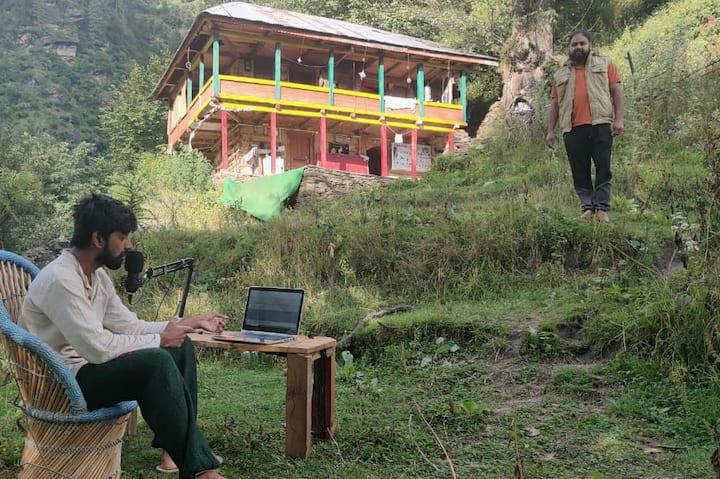 Camp Himalayan - Farm Stay - Malana Village