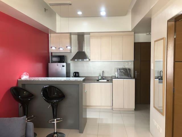 Cozy 1 Bedroom Apartment in Pasig