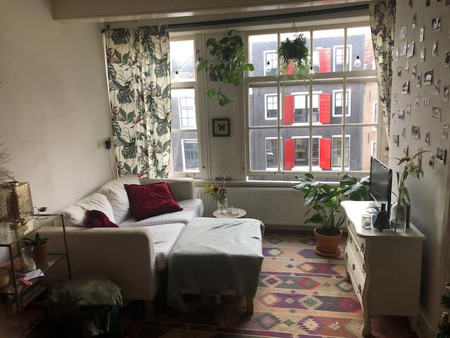 Cosy studio in the city center of Amsterdam