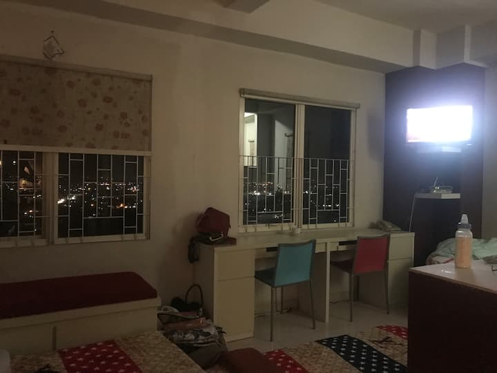 2BR-4 Beds-Pinewood Apartment Jatinangor Indonesia