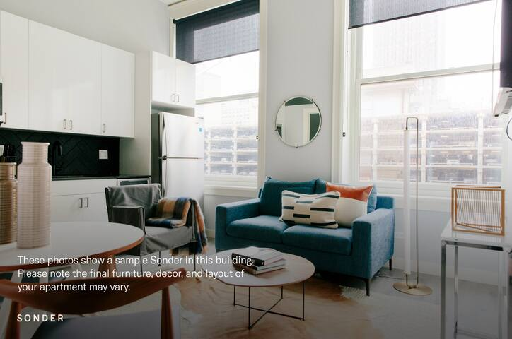 Sonder | The Plymouth | Desirable 2BR + Rooftop