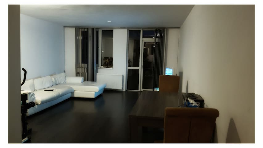 Spacious | Comfortable | Private room - Rotterdam - Daire