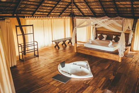 Yala Luxury Camp by Ajith Safaris - All Inclusive