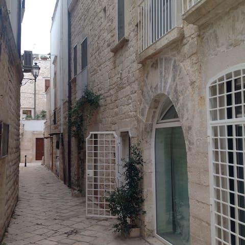Elegante loft nel centro storico - Giovinazzo - Loft空間