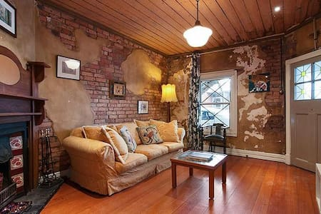 Lovely Georgian Cottage in central location - Brunswick East - Casa