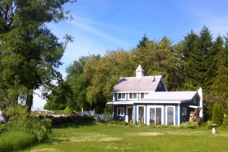Boat House Cottage on Lake Ontario - Alnwick/Haldimand - Zomerhuis/Cottage