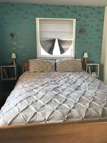 Cozy Private Room Minutes to Downtown Durham - Durham - Apartamento