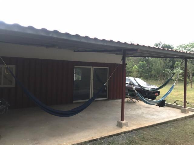 Casa de campo (montaña)