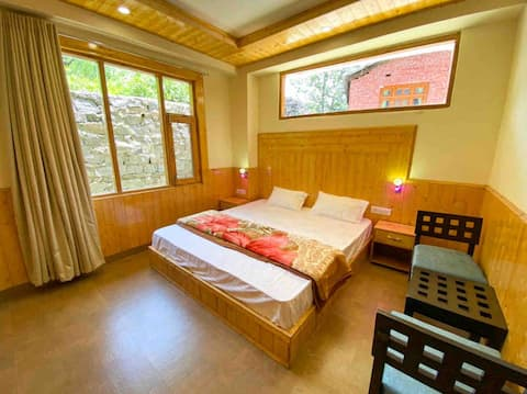 Trouvaille Manali | Workation | Private Room - 3