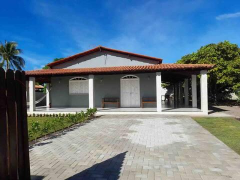 Casa de Praia na Ilha de Itaparica beira-mar