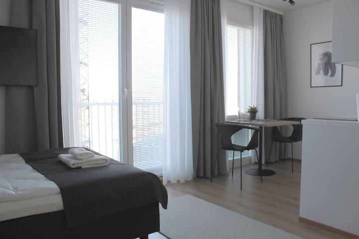 Forenom Apartments Valtakatu 35