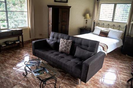 Deluxe room with kitchen - Anton Valley